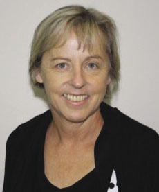 This image is of Jenny Morison, independent external member of the Audit and Risk Committee.