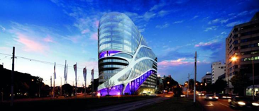 Victorian Comprehensive Cancer Centre project